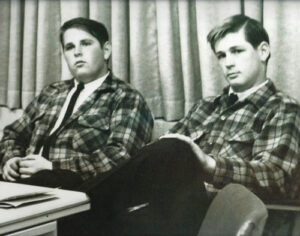 Carl and Brian